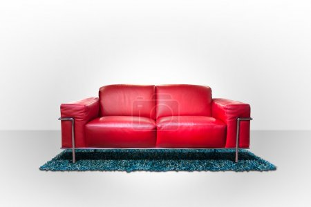 Red Sofa
