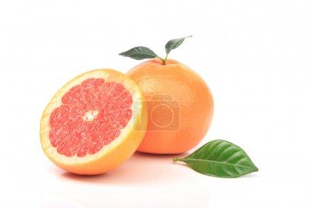 Tasty grape-fruit