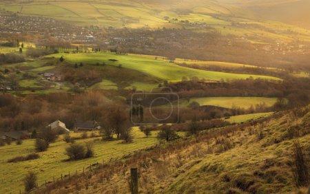 British countryside - Peak District - England