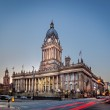 Leeds Town Hall is a Grade 1 listed building in th...