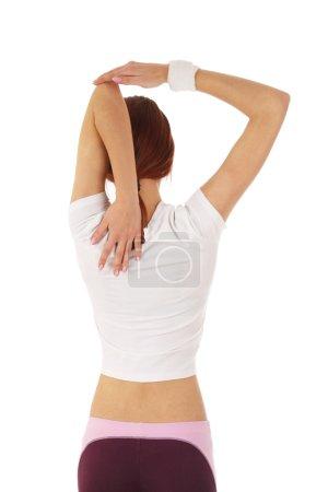 Fitnesswoman