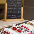 Постер, плакат: Selection of Belgian Waffles in Brussels