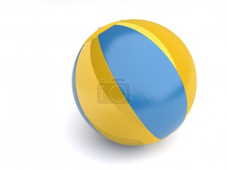 3d beachball