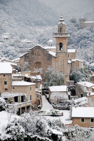 Valldemossa, Mallorca. Balearic Islands.