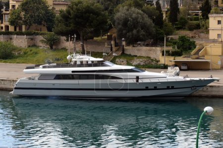 The Fortuna yatch owned formerly of King Juan Carlos I of Spain.