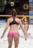 Körül a világ-bajnokság strandröplabda