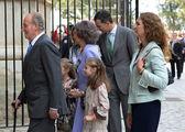 The King of Spain Juan Carlos I