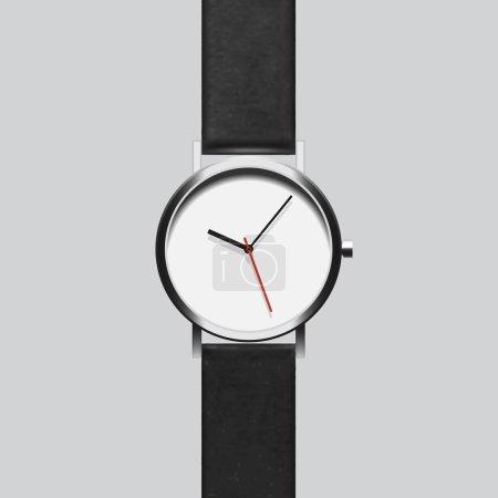 Wristwatch Vector EPS8