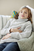 ABDOMINAL PAIN IN A CHILD