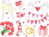 Wedding Items Set
