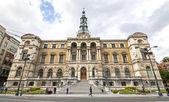 City hall or council. Bilbao, Bizkaia, Basque Country (Spain).