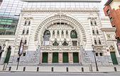 BILBAO, SPAIN - APRIL 24: Main facade of the Teatro Campos Elise