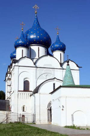 Christmas cathedral, Suzdal, Russia