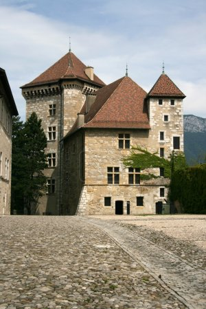 Castle in Savoy
