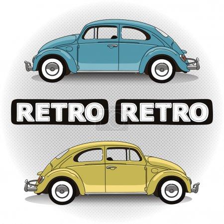 Concept retro cars