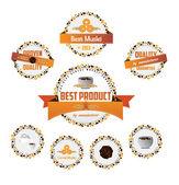 Muesli Label Design