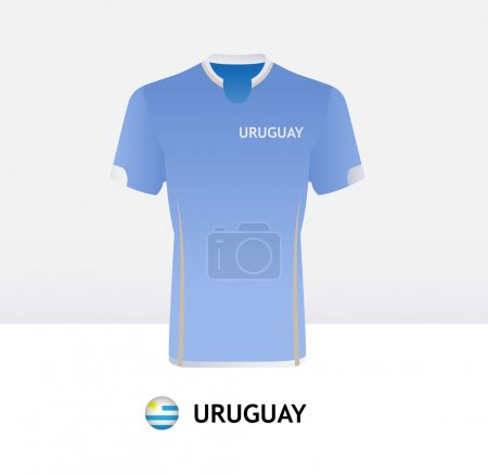Uruguay Football Jersey