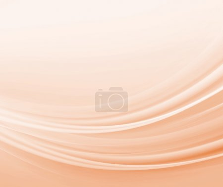 Peach abstract background
