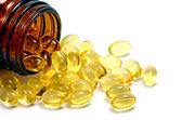 Oválný tvar měkkých želatinových kapslí použití ve farmaceutické výrobě pro obsahují mastné drog a nutriční doplněk, jako vitamín a, e, rybí tuk, prvosenka olej, rýže pálená olej a další mastnou drogy