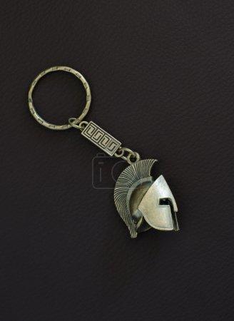 Bronze key chain