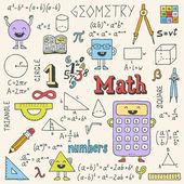 Mathematics Hand drawn