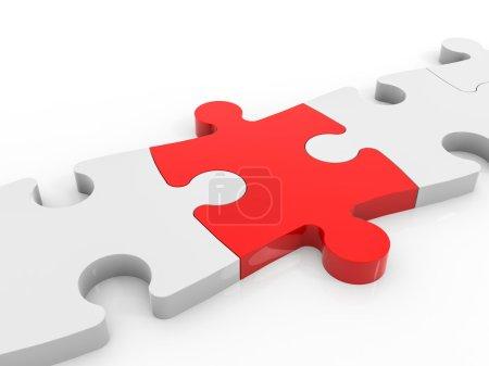 Solution Puzzle Connect .