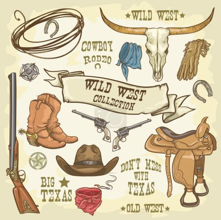 Wild West Collection, Cowboy stuff
