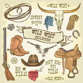 Wild West Collection Cowboy stuff