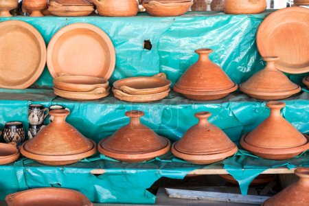 Moroccan crafts