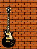 Rock Guitar Wall