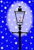 Winter Gaslight