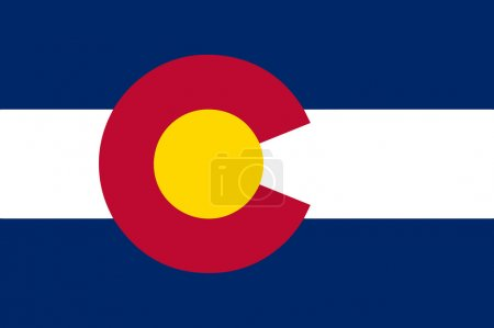 Colorado State Flag