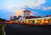 Saigon v noci