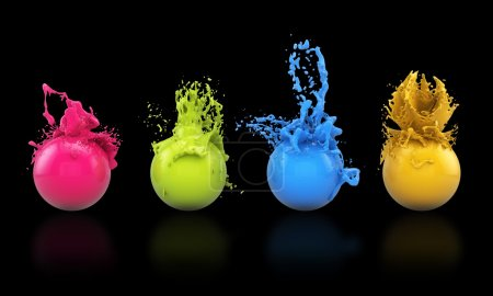 3D - Paintballs 2