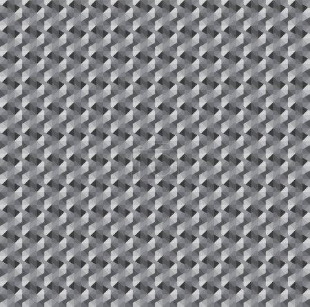 Vector Abstract Hexagon Background