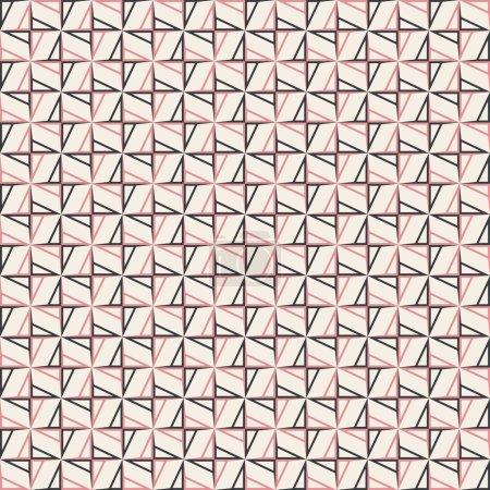 Vector Seamless Star Pattern