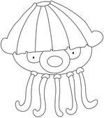 Illustration of a Jellyfish
