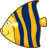 Illustration clownfish