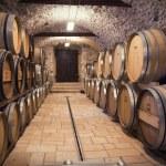 Постер, плакат: Ancient wine cellar