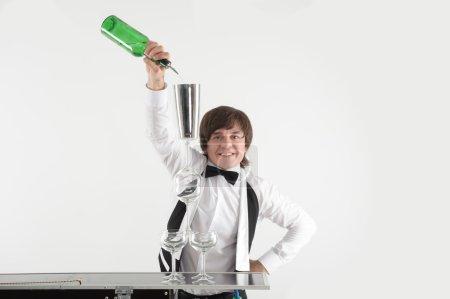 Attributes of good barman