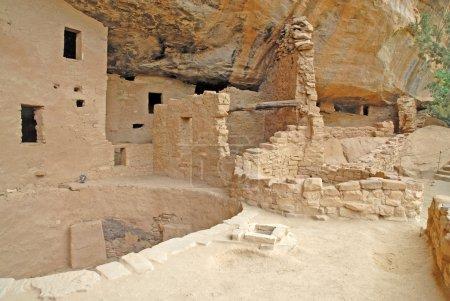Photo pour Logements Anasazi Cliff au parc national Mesa Verde, Colorado - image libre de droit