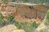 Anasazi Cliff Dwellings at Mesa Verde National Park, Colorado