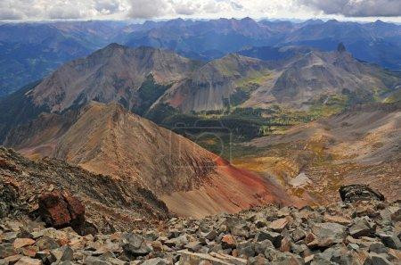 San Juan Mountains, Rocky Mountains, Colorado