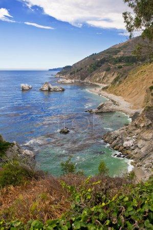Big Sur Coastline, California, USA