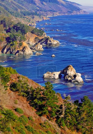 Big Sur Coast, California, USA