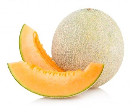 Photo pour Cantaloup melon - image libre de droit