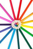 "Постер, картина, фотообои ""Цветные карандаши"""