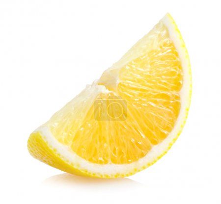 Photo for Lemon slice - Royalty Free Image