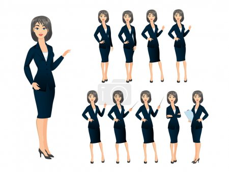 Photo for E-Learning characters - Royalty Free Image