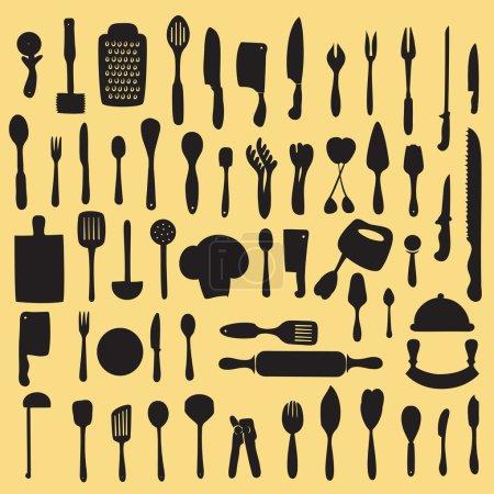 cooking utensil set